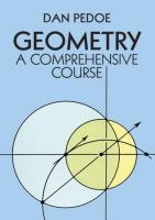 Geometry, A Comprehensive Course
