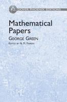 Mathematical Papers