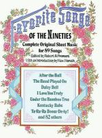 Favorite Songs of the Nineties