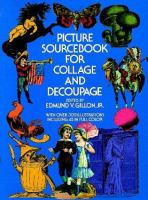 Picture Sourcebook for Collage and Decoupage