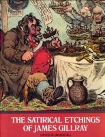 The Satirical Etchings of James Gillray