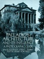 Palladio's Architecture and Its Influence