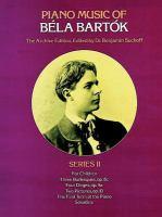 Piano music of Béla Bartók