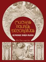 Mucha's Figures Décoratives