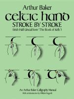 Celtic Hand Stroke by Stroke