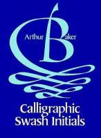 Calligraphic Swash Initials