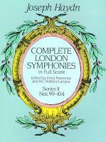 Complete London Symphonies