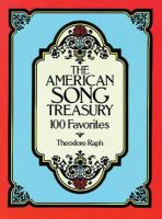 The American Song Treasury