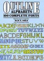 Outline Alphabets