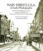 Main Street, U.S.A., in Early Photographs