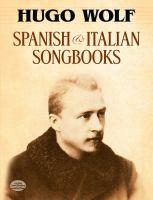 Spanish and Italian songbooks