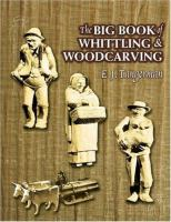 The Big Book of Whittling and Woodcarving