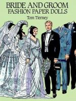 Bride And Groom Fashions, 1800-1980