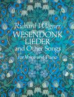 Wesendonk Lieder and other songs