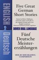 Five Great German Short Stories