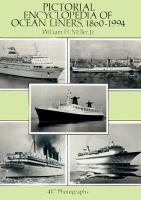 Pictorial Encyclopedia of Ocean Liners, 1860-1994