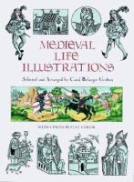 Medieval Life Illustrations