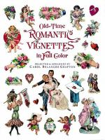 Old-time Romantic Vignettes in Full Color