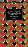 """The Diamond As Big As The Ritz"" And Other Stories  / F. Scott Fitzgerald"