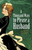A Thousand Ways to Please A Husband With Bettina's Best Recipes