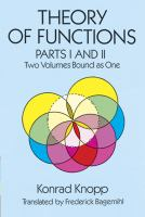 Theory of Functions