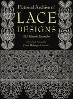 Pictorial Archive of Lace Designs