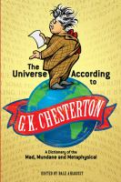 The Universe According to G. K. Chesterton