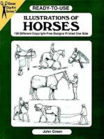 Ready-to-use Illustrations of Horses