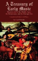 A Treasury of Early Music