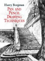 Pen and Pencil Drawing Techniques