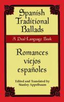 Spanish Traditional Ballads