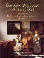 Baroque Keyboard Masterpieces