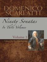 Ninety sonatas in three volumes