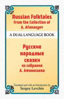 Russian Folktales From The Collection Of A.N. Afanasyev