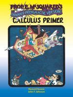Prof. E. McSquared's Calculus Primer