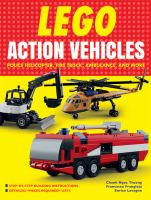 LEGO? Action Vehicles : Police Car, Fire Truck, Ambulance, and More