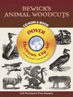 Bewick's Animal Woodcuts
