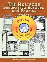 Art Nouveau Decorative Borders and Frames