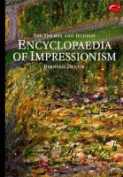 The Thames And Hudson Encyclopaedia Of Impressionism
