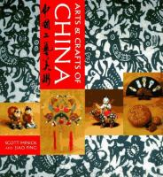 Arts and Crafts of China