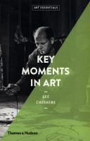 Key Moments in Art