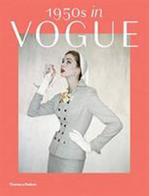 1950s in Vogue: The Jessica Davis Years, 1952 - 1962(book-cover)