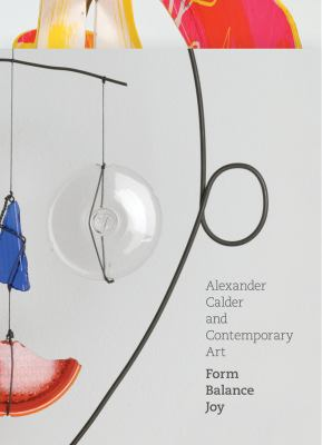 Alexander Calder and contemporary art book cover