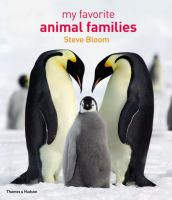 My Favorite Animal Families