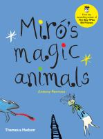 Miŕo's Magic Animals