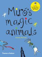 Miŕo's Magic Animals