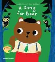 a song for bear book cover