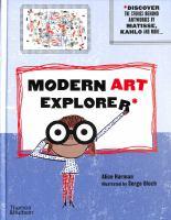 Modern Art Explorer
