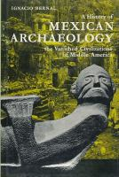 A History of Mexican Archaeology