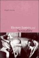 Henry James and Sexuality